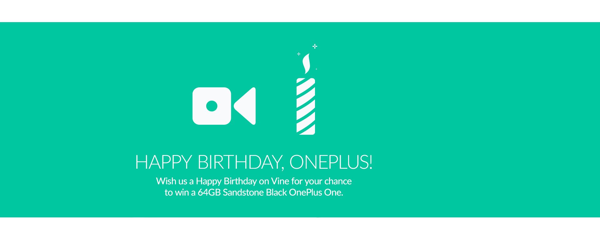 Happy Birthday, OnePlus!
