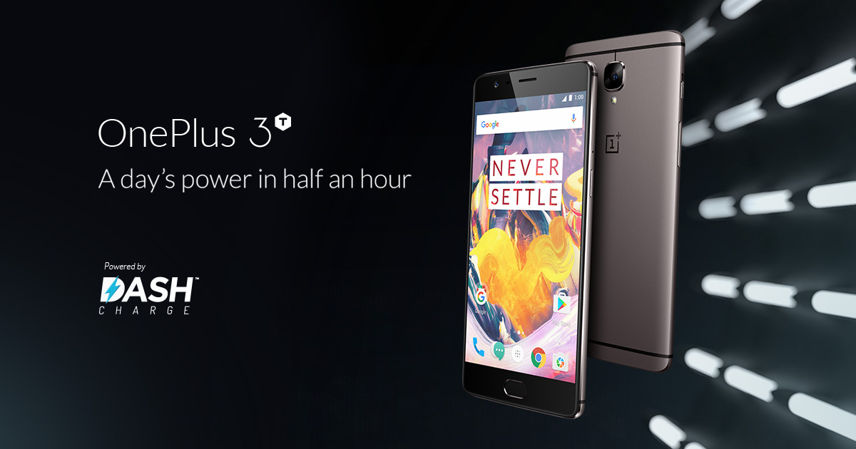 OnePlus 3T Price in USA