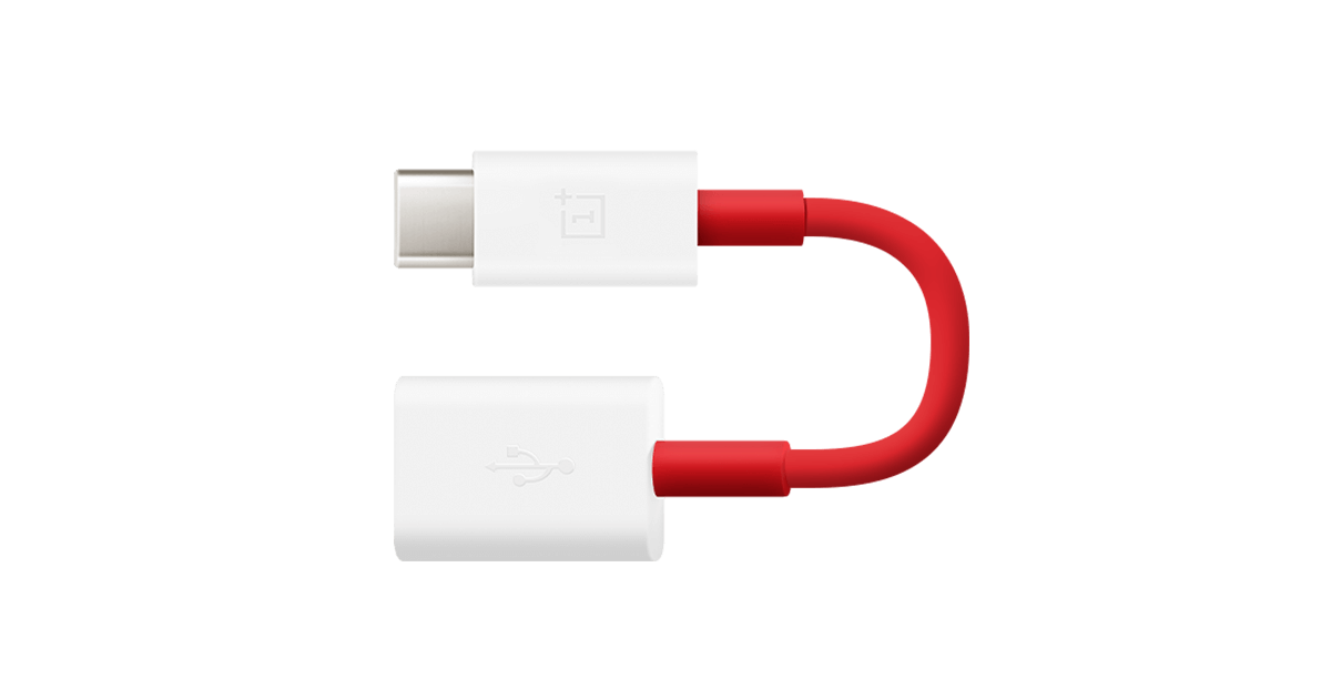 Oneplus Type C Otg Cable Oneplus India