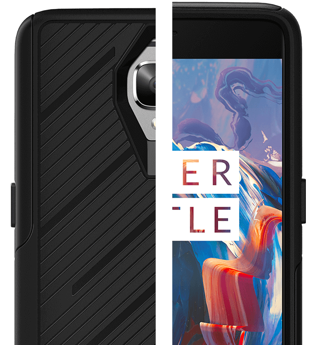 sale retailer ec32f 982a6 OtterBox Case for OnePlus 3/3T - OnePlus (India)