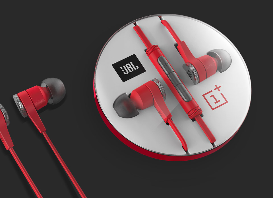 JBL E1+ Earphones